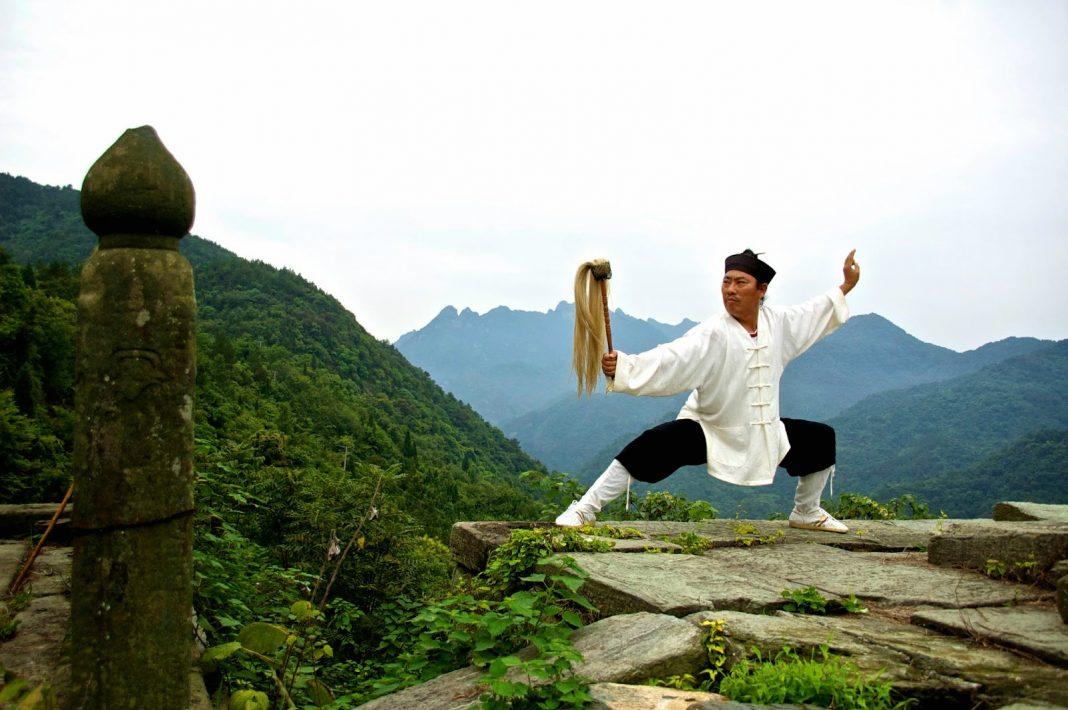 """Wang Shifu, es el nombre del maestro """"depositario de al menos tres linajes de kung fu, siendo el más representativo el de la Puerta del Dragón (Longmen pai) 25ª Generación"""