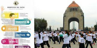 A unos días de que se lleve a cabo la Mega Clase de Taichí en el Monumento a la Revolución 2017, ésta se fortalece con mayor el apoyo de la Secretaría de Salud de la Ciudad de México (SEDESA-CDMX) quien ofrecerá diversos servicios de atención y estudios médicos gratuitos para los asistentes.