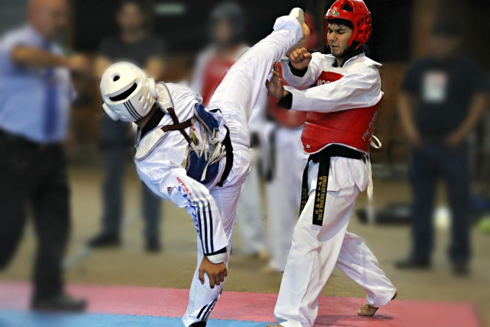 Practicantes de taekwondo de todo el país se alistan para para arrancar su participación en la Olimpiada Nacional y Nacional Juvenil 2017, en Nuevo León, y con ello cerrar la presentación de las artes marciales en la máxima justa deportiva de México.