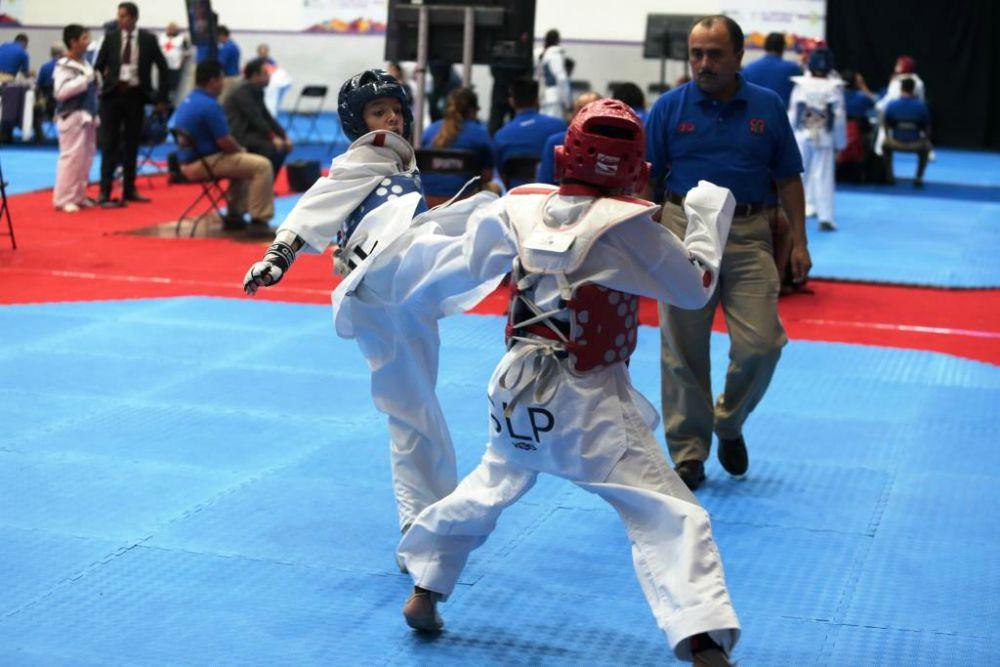La Selección de Taekwondo de Nuevo León se impuso y coronó campeona de la Olimpiada Nacional y Nacional Juvenil 2017.