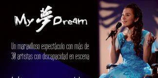 'My Dream', espectáculo con voluntad sin límites en México