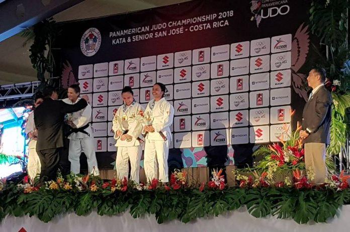 Las mujeres lograron sacar la casta mexicana en el Campeonato Panamericano de Judo, San José, Costa Rica 2018, donde Edna Carrillo y Luz Olvera lograron ganar medalla de bronce, y con ello sumar puntos rumbo a los Juegos Olímpicos de Tokyo 2020.