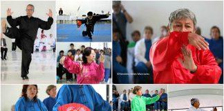 1ª Copa México Unido por el Taichí cuyo objetivo fue difundir esta disciplina marcial como un camino para la salud a través de esta práctica entre niños, jóvenes y adultos.