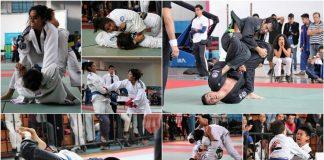 Campeonato Nacional de Jiu jitsu Fighting/Ne Waza CDMX 2018, el cual fue selectivo para conformar los equipos nacionales que representarán a México en las próximas justas internacionales.