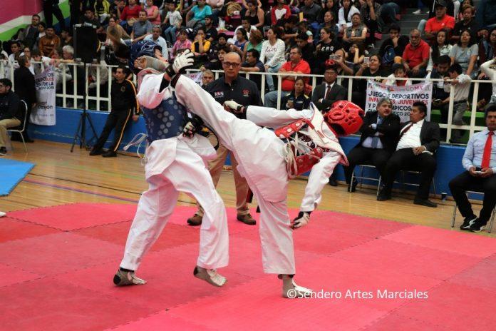 Intenso fogueo del equipo de la CDMX para ganar el mayor número de medallas en la ON y NJ 2018, además de colocar a la Ciudad de México como potencia nacional de taekwondo.