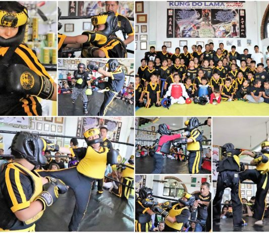 Con un torneo interno en el que todos los competidores fueron campeones, se festejaron los primeros siete años de la escuela Kung Do Lama Iztapalapa.