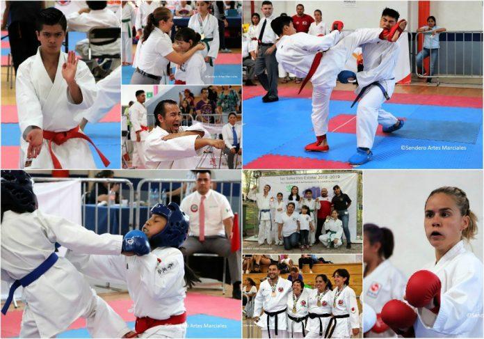 Cientos de practicantes se dieron cita en la V Copa Por el Bien del Karatedo CDMX, torneo de fogueo de primer nivel, al que acuden atletas de nivel mundial, e incluso, ya de otros países.