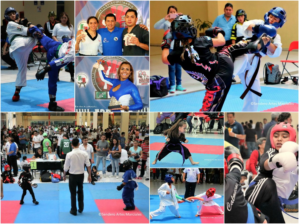 """""""En tiempo y forma"""" se rebasaron las expectativas del XVI Torneo Abierto KIM de Artes Marciales ..."""