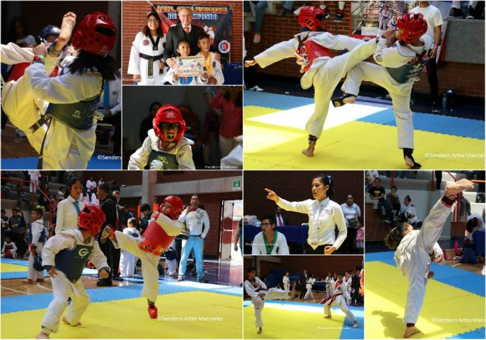Copa Meléndez Taekwondo, torneo donde se forjan campeones.