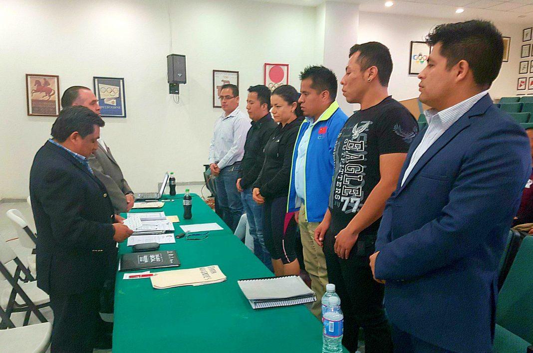La Asociación de Artes Marciales Chinas del Estado de México (AMCEM) cuenta con nuevo Consejo de Administración para el periodo 2018-2021