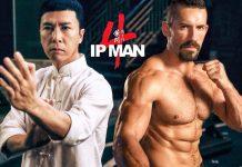 Donnie Yen y Scott Adkins estarán junto en la próxima película 'Ip Man 4' que ya se filmará en China.