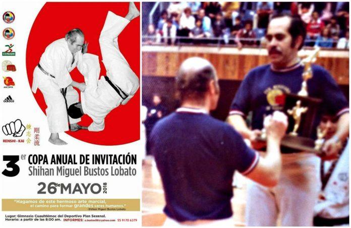 Homenaje 'In Memorian' de uno de los pilares del karate-do y las artes marciales japonesas en México.