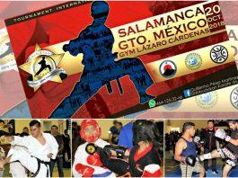 El V Campeonato de Artes Marciales Gold Star Salamanca 2018' será oportunidad para que los atletas obtengan puntos en el ranking de la International Society of Martial Artist (ISMA).