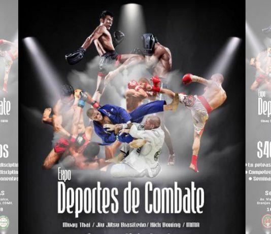 Fue creada la Confederación Nacional de Deportes de Combate, realizará la Expo Deportes de Combates con peleas profesionales, amateurs, y seminarios de las cuatro disciplinas, entre otras actividades, además de que se repartirán hasta 400, mil pesos en algunas competencias.