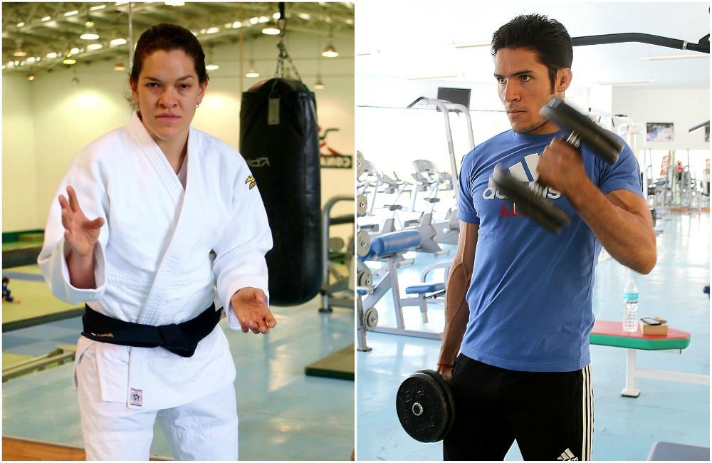 Lenia Ruvalcaba y Eduardo Ávila realizarán campamento de preparación en la Universidad de San José, California, Estados Unidos, previo al Campeonato Panamericano IBSA.