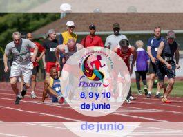 Los National Senior Games México, primeros juegos deportivos para mayores de 40 años de edad.