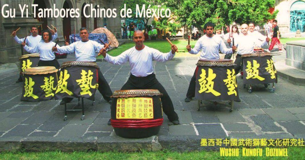 Fue lanzada la invitación para reunir al menos 18 tambores chinos y otros instrumentos de percusión para iniciar ensayos y tocar al mismo tiempo en la próxima Mega Clase de Taichí 2019.
