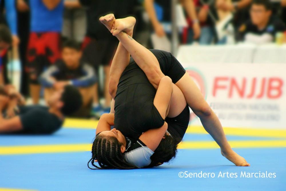 Más de mil competidores se inscribieron para ser parte del 13vo Torneo Nacional Gi-No Gi CDMX en la Sala de Armas de la Magdalena Mixihuca.
