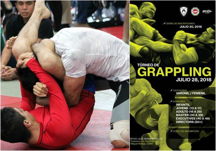 Atletas de otras naciones iniciaron su registro para ser parte del 3er Abierto de Grappling CDMX 2018, donde diversos estilos de artes marciales buscarán vencer a su rival a través de técnicas de sumisión.