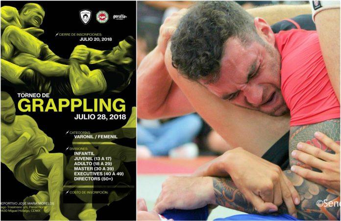 Los retos del 3er Abierto de Grappling CDMX 2018 suben de interés tanto para los competidores de diferentes artes marciales como para las escuelas y clubes que representarán