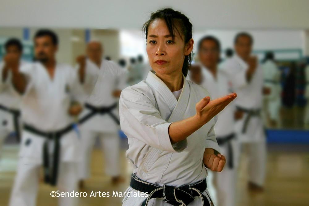 La escuela Kiba Kan de la Ciudad de México llevará a cabo un Seminario con Sensei Junko Fukuda, quien al menos tres coasiones ha sido campeona mundial en kata y entrenadora de la Selección Mexicana de Karate-Do.