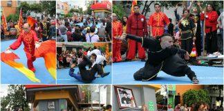 Una gran reunión entre amigos, demostraciones de artes marciales, felicitaciones y buenos deseos fueron parte del festejo por el 28 aniversario de la escuela Jipdo-CES Wushu.