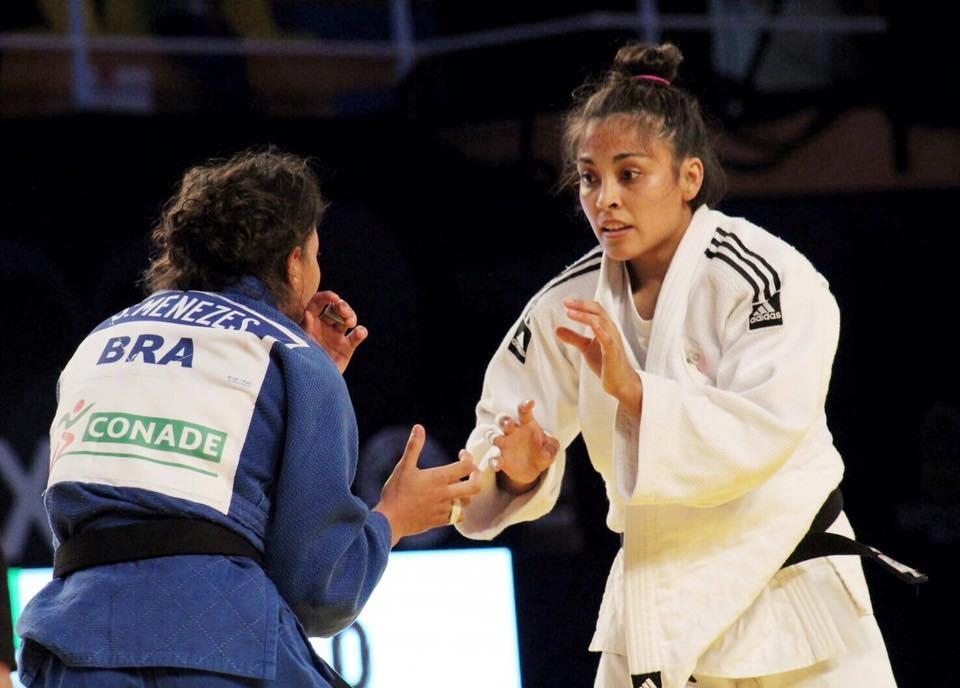 La atleta hidalguense Luz Olvera, conquistó este viernes la medalla de oro, categoría -52 kilogramos, en la Copa Panamericana de Judo
