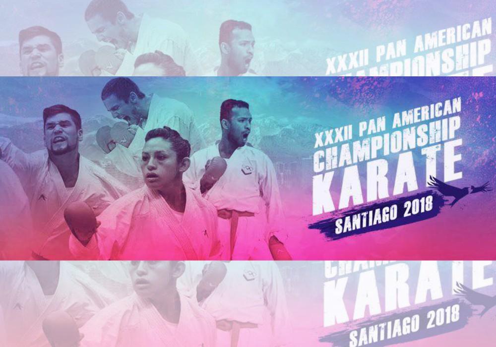 La Selección Mexicana de Karate Do acudirá con equipo completo al XXXII Campeonato Panamericano de Karate Santiago 2018.