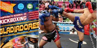 Competidores de más de una decena de estados listos para ser parte del Campeonato Regional de Kickboxing 'Gladiadores'.