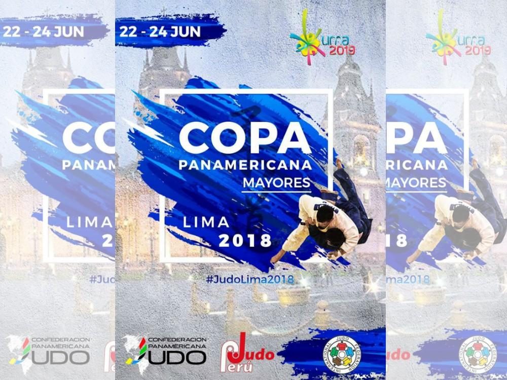 La Selección Mexicana de Judo viajó a Perú, donde participará en la Copa Panamericana Mayores Lima 2018.