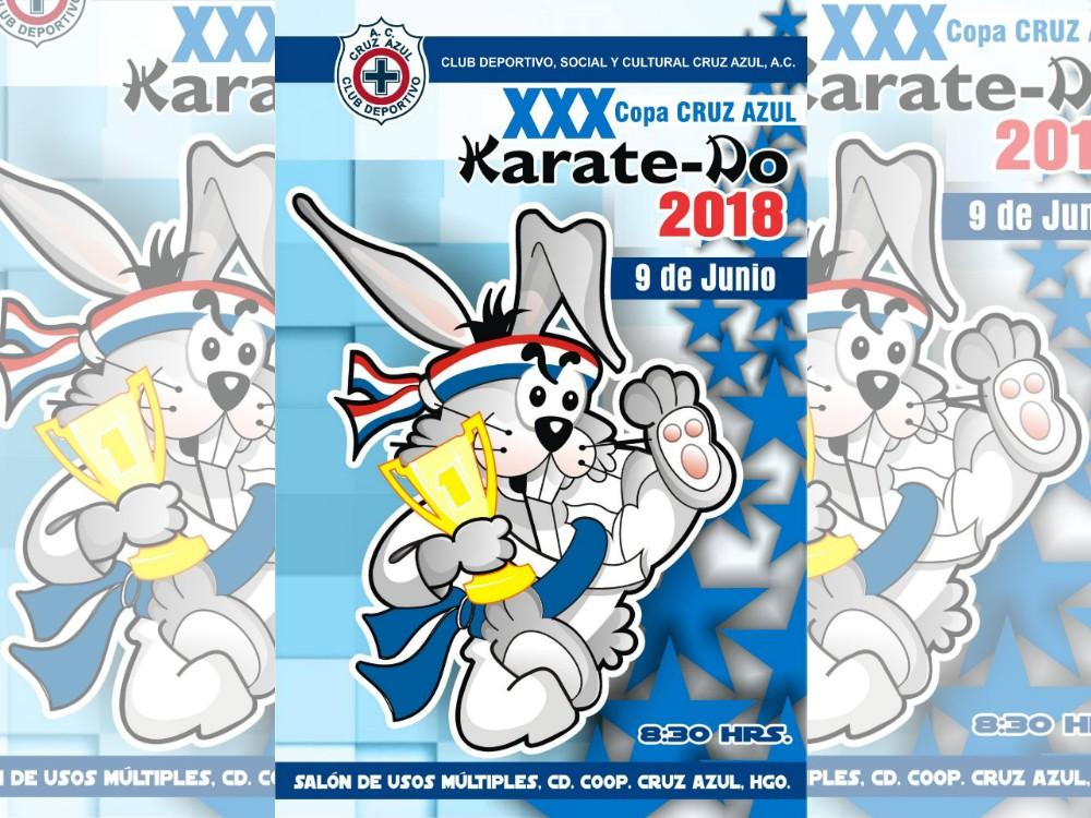La XXX Copa Cruz Azul Karate Do Cruz 2018, la cual busca promover esta disciplina entre la comunidad de la Cooperativa Cruz Azul.