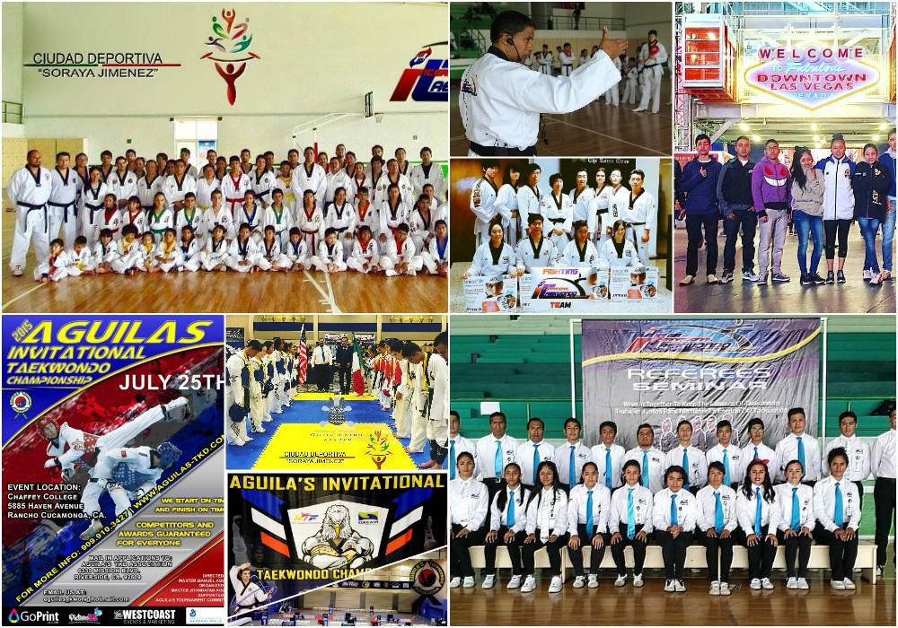 International Taekwondo Alliance (ITA) organiza eventos de talla internacional para promover el taekwondo y sus principios marciales, tales como seminarios y clínicas con entrenadores élite, tanto en México como en Estados Unidos.