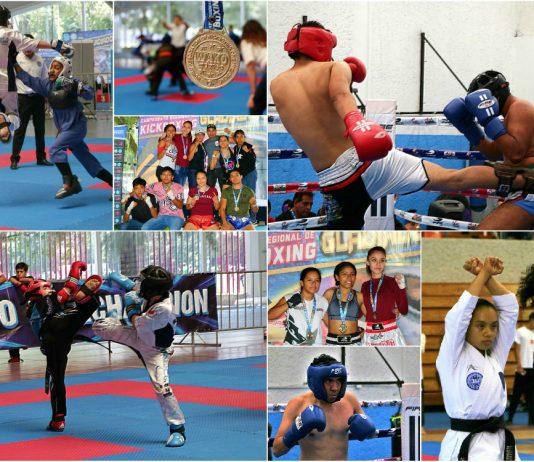Cuatro atletas lograron obtener su lugar dentro de la Selección Nacional que representará a México en el 10º Campeonato Panamericano Kickboxing WAKO Cancún 2018.