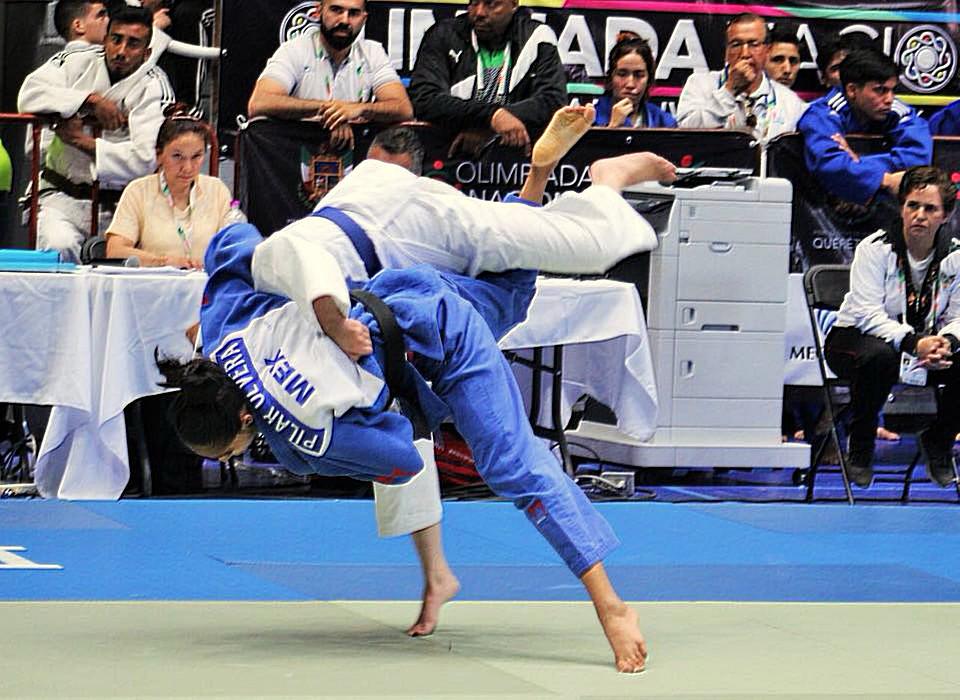 La Selección de Judo de Nuevo León se lució en la Olimpiada Nacional y Nacional Juvenil 2018, al llevarse los primeros sitios del medallero general.