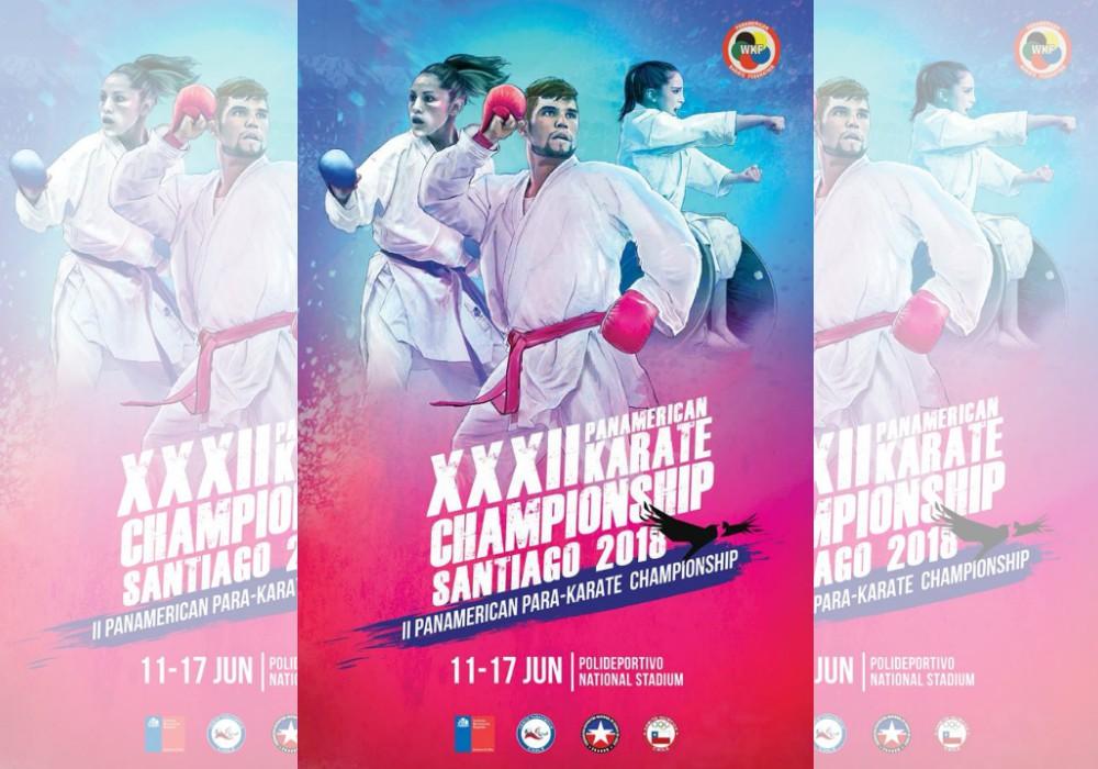 Selección Mexicana afina los últimos detalles para el XXXIII Campeonato Panamericano de Karate Santiago 2018.