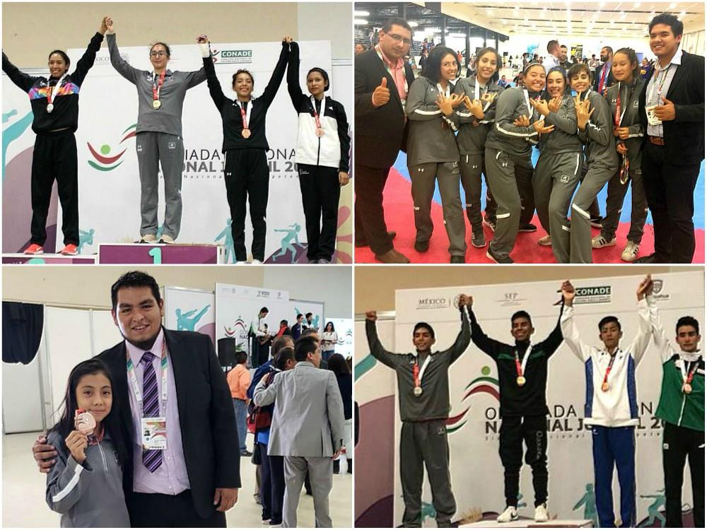 Los resultados obtenidos por el taekwondo de la Ciudad de México (CDMX) en la pasada Olimpiada Nacional y Nacional Juvenil 2018 (ON y NJ 2018) fueron muy positivos y son una gran oportunidad para crecer.