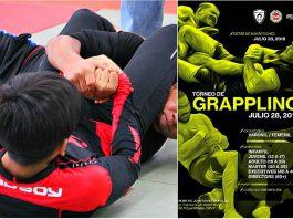 Practicantes de jiujitsu, luta livre, artes marciales mixtas, judo y otros estilos de diferentes estados del país y del extranjero, se encuentran listos para ser parte del 3er Abierto de Grappling CDMX 2018