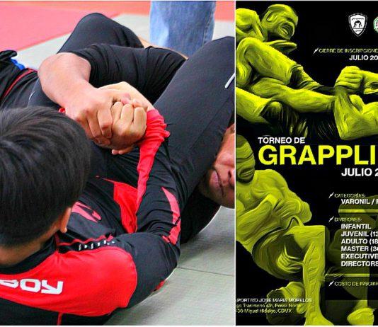 Estupenda aceptación de practicantes de diferentes artes marciales que utilizan técnicas de sumisión para vencer a su rival, ha tenido el 3er Abierto de Grappling CDMX 2018.