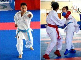 Arrancaron las actividades de la disciplina de karate de los JCC Barranquilla 2018, donde este miércoles el equipo mexicano logró ganar dos medallas de plata y otra más de bronce.