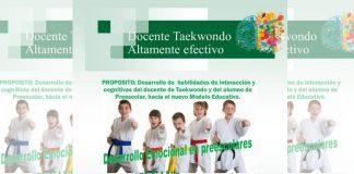 Una oportunidad para que profesores y entrenadores de taekwondo cuenten con elementos y capacidades para mejorar sus clases e instrucciones a menores de edad.
