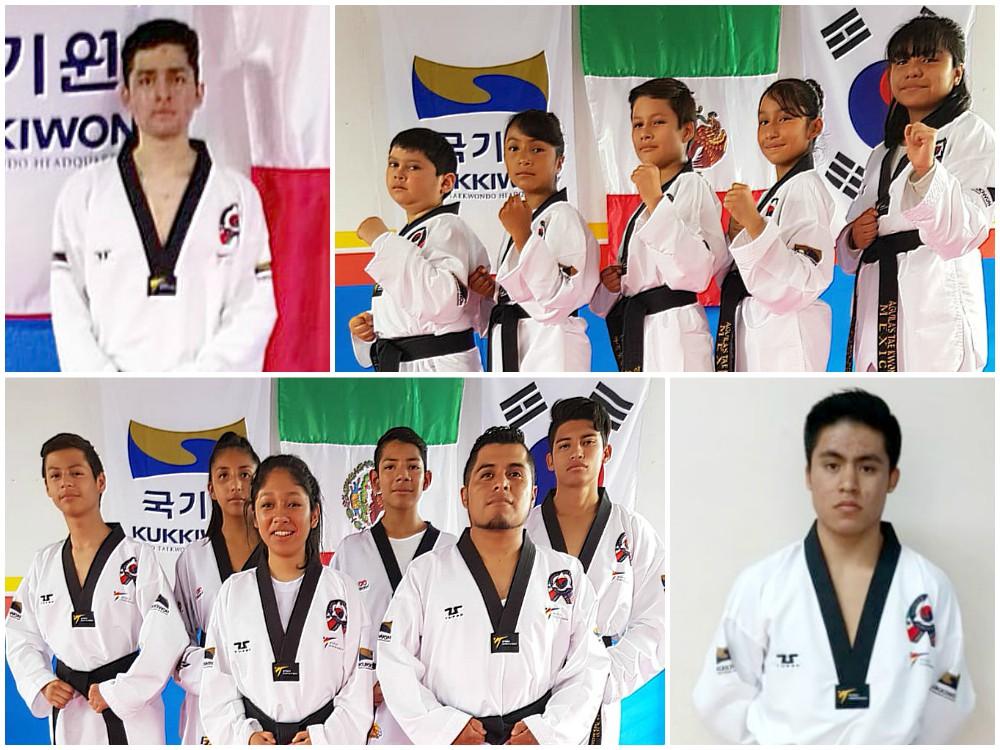 Ya se cuenta con los equipos infantil y adultos que representarán a México en el próximo torneo internacional Aguila's Invitational Taekwondo Championship 2018, en Riverside, Cal., EE.UU.