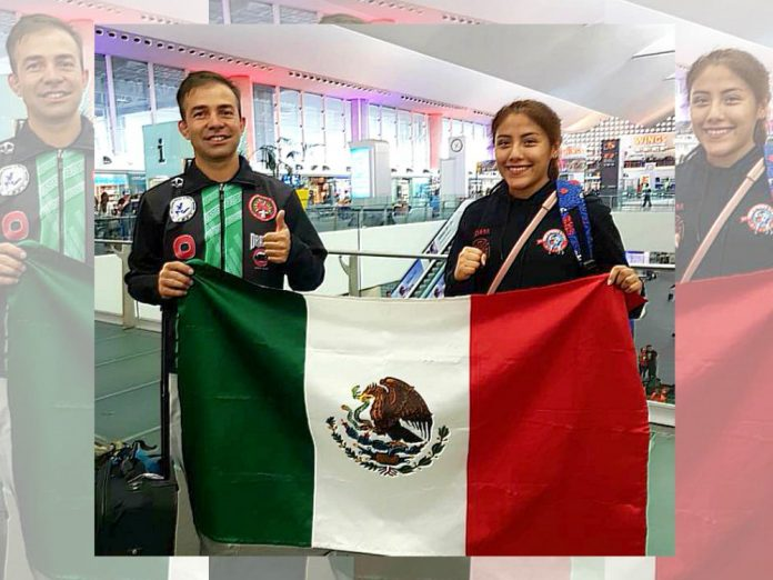 La mexicana Leticia Alvarado López partió hacia Bangkok, Tailandia, sede donde se llevará a cabo el Campeonato Mundial Junior de Muaythai IFMA 2018.