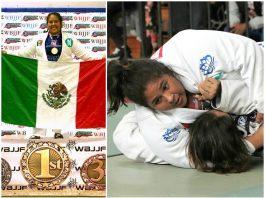 La mexicana Marianne 'Osa' Gaviño logró coronarse campeona en el Campeonato Regional del Sur, en Irving, Texas, Estados Unidos, de la Federación de Jiu Jitsu Brasileño Femenil.