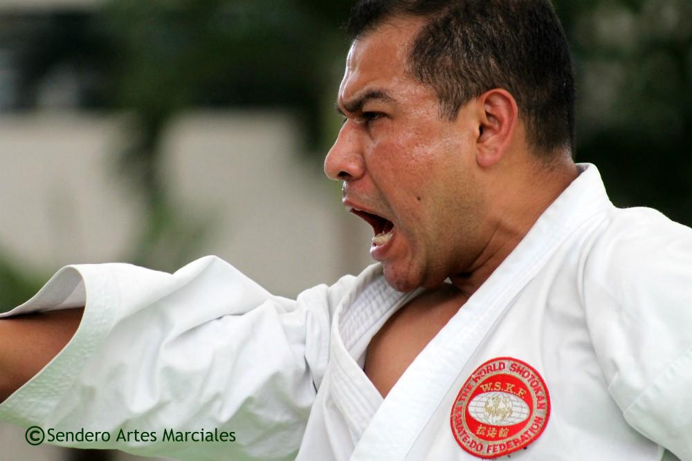 Agradecido y emocionado, se mostró Sensei Ricardo 'Mata' González Guerrero, tras haber sido convocado para ser parte del equipo de entrenadores de la Selección Mexicana de Karate para el XXIX Campeonato Panamericano de Karate Sub 14, Cadetes, Junior y Sub 21 Río de Janeiro 2018.