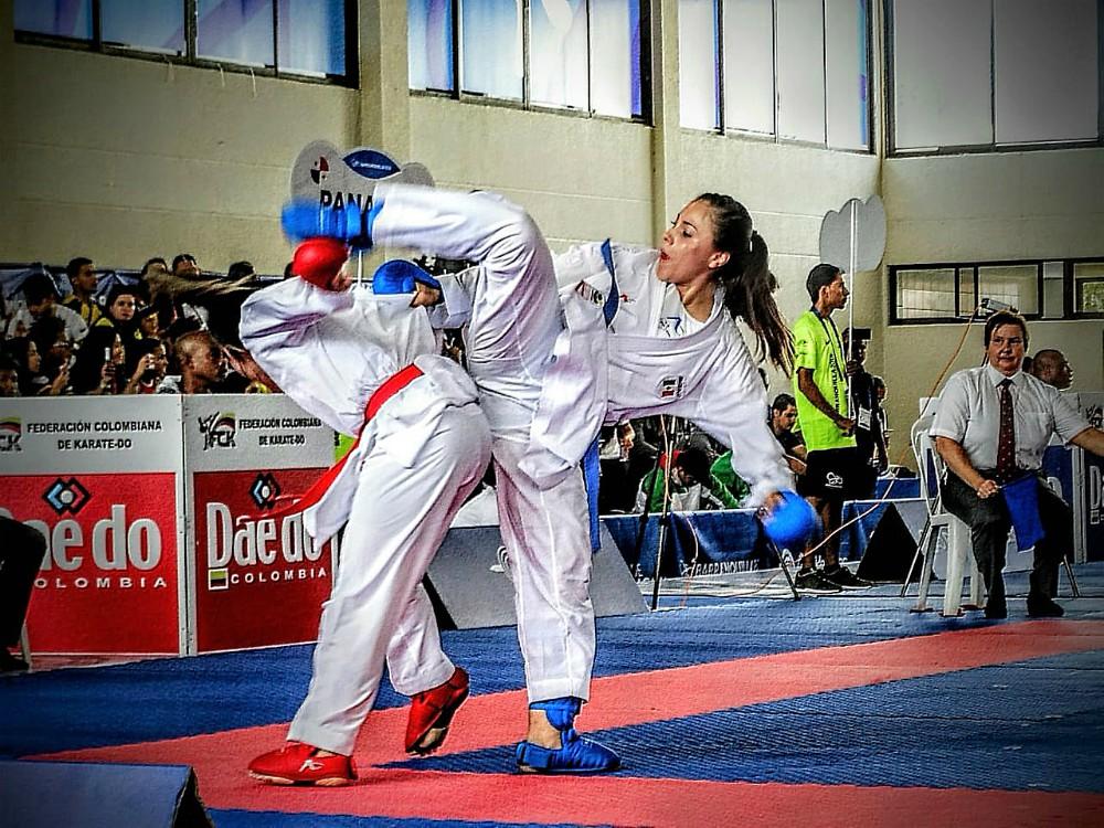 La Selección de Karate de México logró ganar otra medalla de bronce en JCC Barranquilla 2018.
