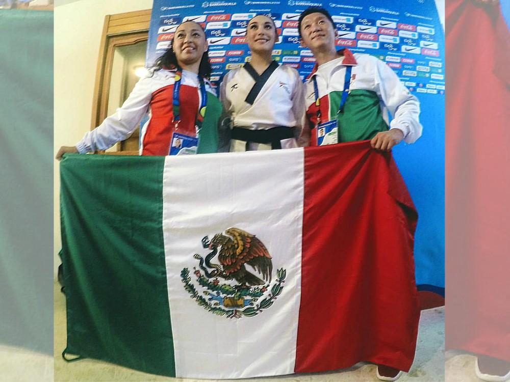 México ya cuenta con más de 100 medallas ganadas en los JCC Barraquilla 2018, donde el arte marcial de taekwondo ha sido esencial para este logro.