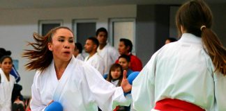 La oaxaqueña Xhunashi Caballero Santiago, es una de las candidatas para conseguir una presea dorada en los Juegos Centroamericanos y del Caribe Barranquilla 2018.