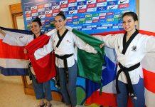El arte marcial del taekwondo dio a México la primera de oro de los Juegos Centroamericanos y del Caribe Barranquilla 2018, gracias a Daniela Rodríguez.