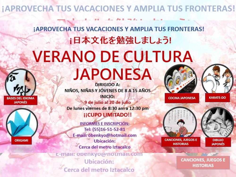 """Alternativa para aprender las bases del karate-do, idioma japonés, origami, manga, cocina nipona, entre otros aspectos de la tierra del sol naciente a través del curso """"Verano de Cultura Japonesa""""."""
