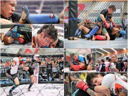 La adrenalina invadió la Sala de Armas de la Magdalena Mixihuca con el 2º Campeonato Nacional de Artes Marciales Mixtas Amateur, donde más de mil competidores de toda la república se dieron cita en este evento que ha sido considerado el más grande del mundo en su tipo.